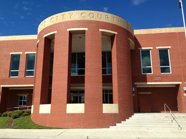 Plant City Courthouse for Criminal Cases