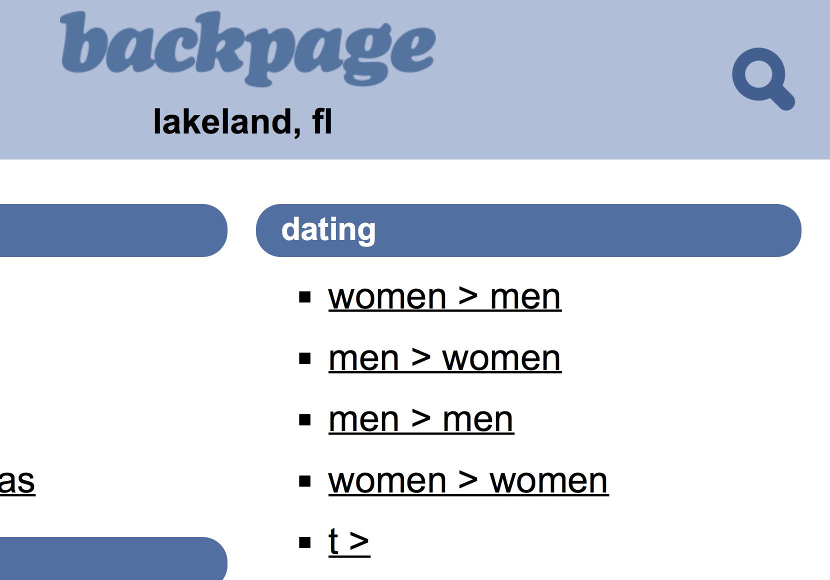 Backpage Davenport Fl