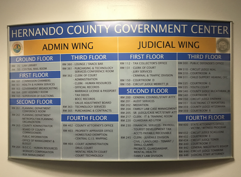 Criminal Defense Attorney for Hernando County, FL