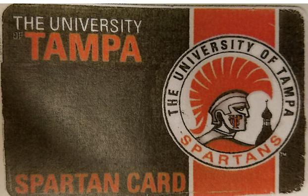 spartan card university of tampa ut