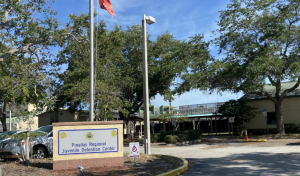 Pinellas Regional Juvenile Detention Center in Clearwater, Florida